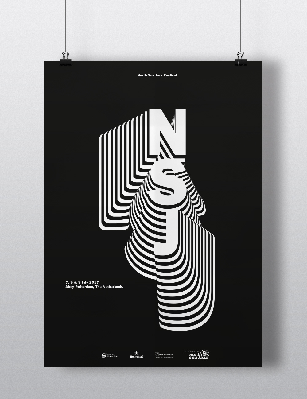 NORTH SEA JAZZ POSTER CONTEST